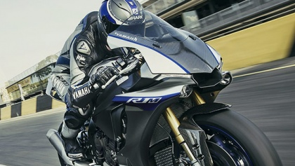 New Yamaha