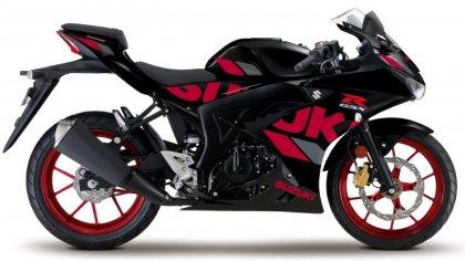 New Suzuki Motorcycles - David Jones Newtown Ltd